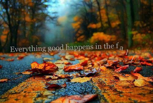 good fall